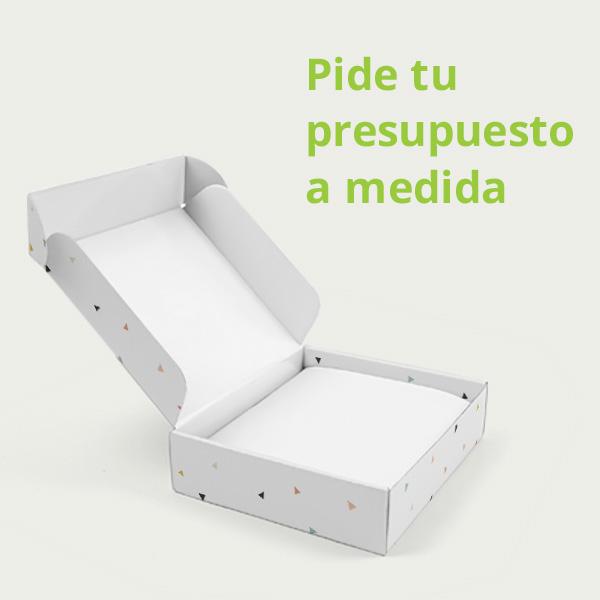 presupuesto packaging